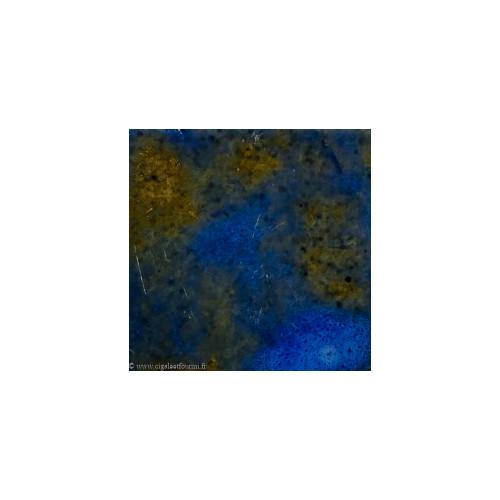 EMAIL GRÈS BLEU À NUCLÉATIONS 1260° - 500g - Emaux grès en poudre 1240°C - 1280°C - Cigale et Fourmi