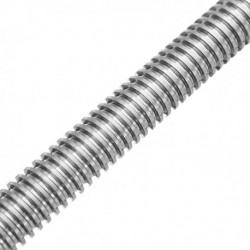 TIGE FILETEE INOX - 20 cm - POUR  ATTACHE CERAFIX