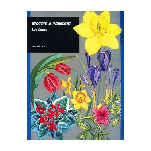 Motifs a peindre les fleurs cigale et fourmi sarl for Peinture sur email