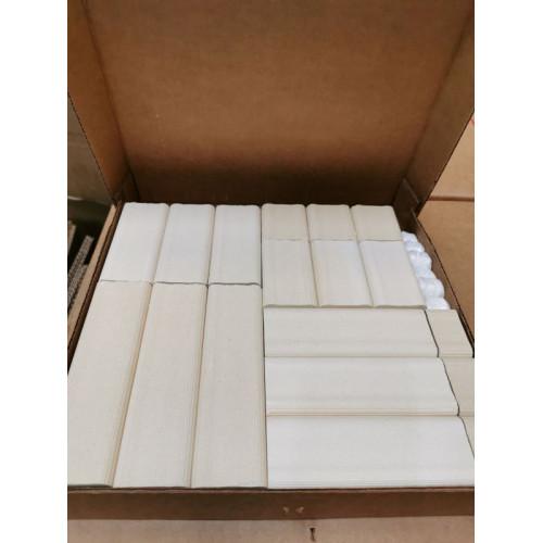 Jeu de 18 quilles - 3 x 6 quilles - matériel d'enfournement - cigale et fourmi - Matériel d'enfournement - Cigale et Fourmi