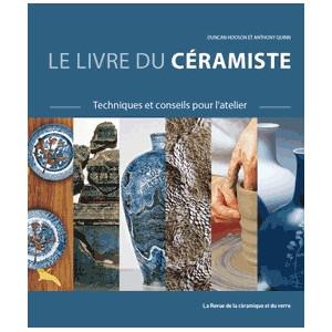 Photo LE LIVRE DU CERAMISTE - achat livres-sur-le-travail-de-la-terre en ligne avec Cigale et Fourmi
