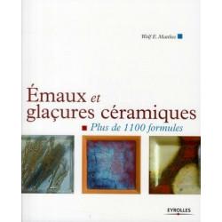 EMAUX ET GLACURES CERAMIQUES-EYROLLES