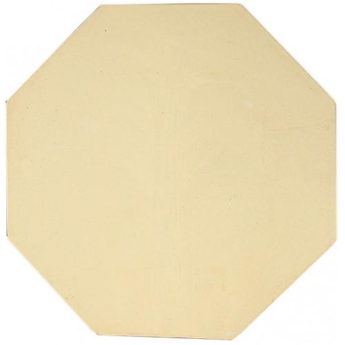 Plaque ronde 380 x 380 x 16 - four skutt KMT818-3 / KMT822-3 - matériel d'enfournement - cigale et fourmi - Matériel d'enfournement - Cigale et Fourmi