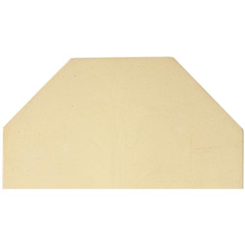 Demi plaque ronde 380 x 380 x 16 - four skutt KMT818-3 / KMT822-3 - matériel d'enfournement - cigale et fourmi - Matériel d'enfournement - Cigale et Fourmi