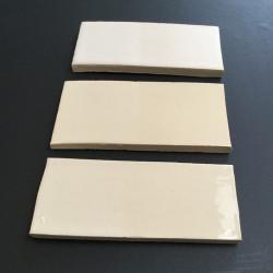 GRES BLANC W11 CHAMOTTE 25% 0-1 mm - SAC DE 10 KG