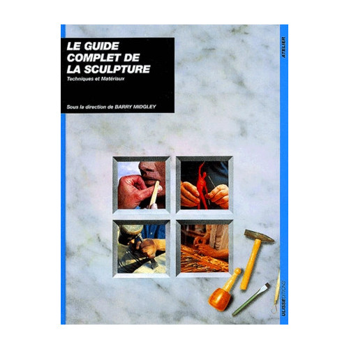 Photo GUIDE COMPLET DE SCULPTURE-ULISSE - MIDG - achat livres en ligne avec Cigale et Fourmi