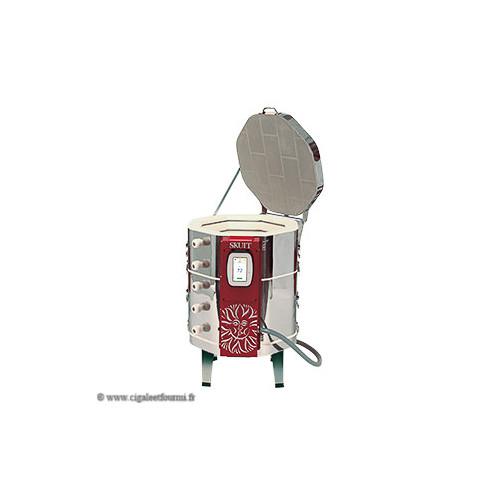 """FOUR SKUTT KMT822-3"""" - 82 LITRES - 230V - 1300°C - Fours SKUTT grès - Cigale et Fourmi"""