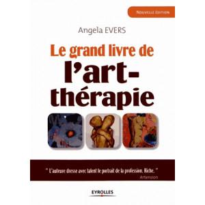 Photo LE GRAND LIVRE DE L'ART THERAPIE - achat livres-sur-l-email-ceramique en ligne avec Cigale et Fourmi