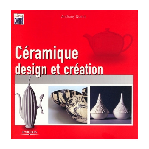 Photo CERAMIQUE - DESIGN ET CREATION - achat livres-sur-le-travail-de-la-terre en ligne avec Cigale et Fourmi