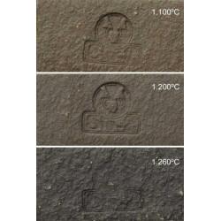 PRNM - GRES NOIR CHAMOTTE 0-1.5mm - 12.5Kg