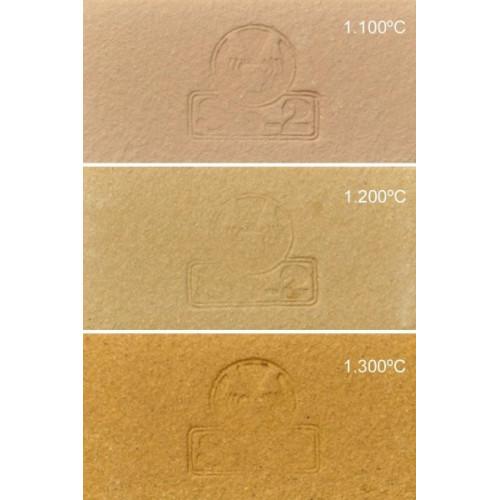 Photo PRGF - GRES - MOYENNE CHAMOTTE 0 à 0,5mm -12.5 Kg - achat terres-a-gres en ligne avec Cigale et Fourmi