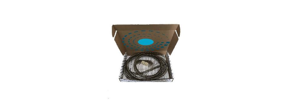 Résistances électriques pour four poterie