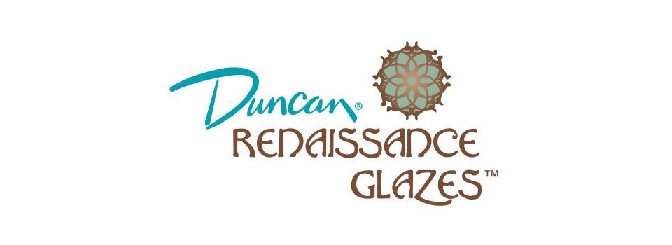 Émaux grès liquides Duncan RG Renaissance Glazes 1180-1230°C