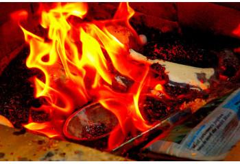 Outils de cuisson pour poterie & céramique raku