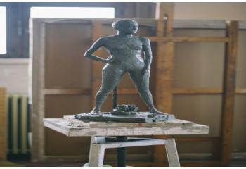 selle et sellette de sculpteur