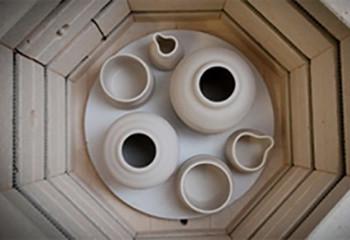 Fours poterie Cigale et Fourmi
