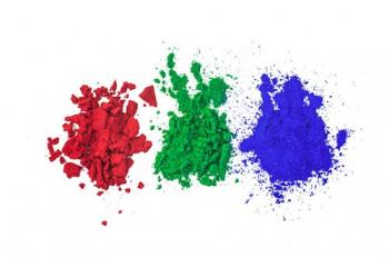 Oxyde métallique, couleur & colorant de masse céramique