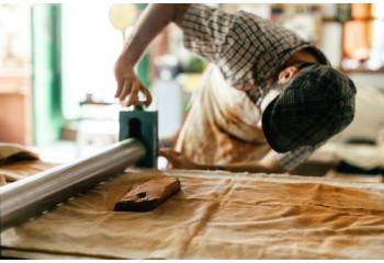 Matériel atelier potier, céramiste: materiel poterie