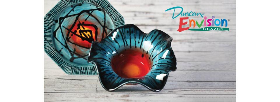 Emaux liquides Duncan 980°C - 1060°C